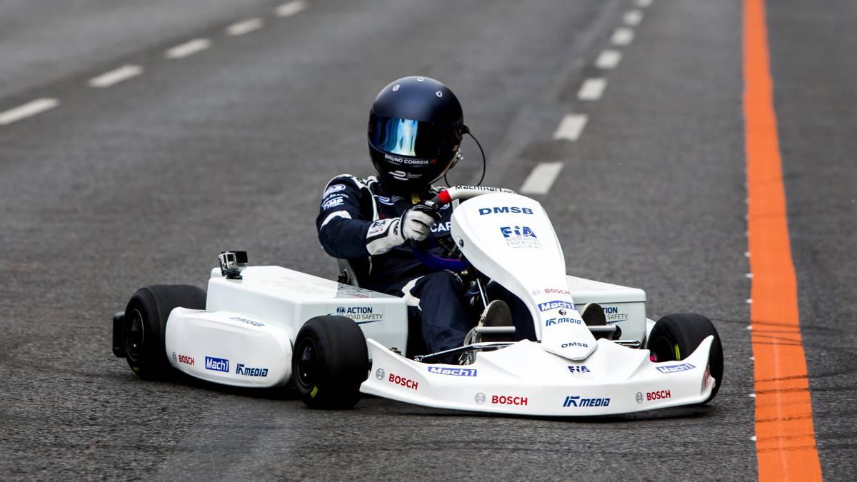 karting electrico